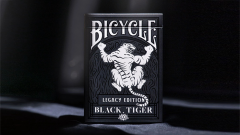 Black Tiger Legacy V2 Playing Cards